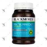 BlackMores Odourless Fish Oil Mini 400 Capsules