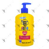 Banana Boat Kids Sunscreen Lotion SPF50+ UVA/UVB Pump 400g