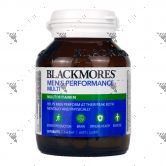 BlackMores Men's Performance Multi 60 Tablets