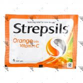 Strepsils Antiseptic Lozenges 6s Vitamin C