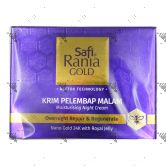 Safi Rania Gold Moisturising Night Cream 40g