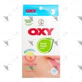 OXY Anti-Bacterial Acne Patch 0.03cm 35s Night