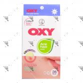 OXY Anti-Bacterial Acne Patch 0.02cm 26s Day