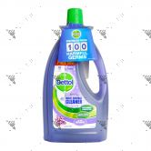 Dettol 4-in-1 Disinfectant Multi Action Cleaner 1.5L+500ml Fresh Lavender
