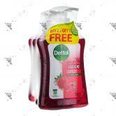 Dettol Handwash 250gx3 Uplift Strawberry & Raspberry