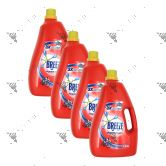 Breeze Liquid Detergent 3.8kg Power Clean (1Carton=4Bottle)