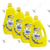 Breeze Liquid Detergent 3.8kg Goodbye Musty (1Carton=4Bottle)