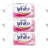 Kao White Soap 85gx3s Fresh Floral