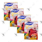 Drypers Drypantz Medium 44S (1Carton=4Pack)