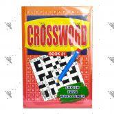 Brain Games Crossword Booklet