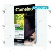 Cameleo Pro-Green Perm Hair Colour 3.3 Dark Chocolate Brown