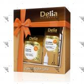 Delia Vitalizing Cream-Gel 50ml+No-Wrinkle Multi-Filler 15ml